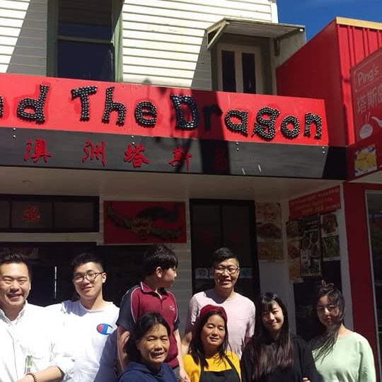 Staff of Feed the Dragon